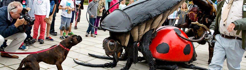 Big Bugs Show - Mr. Image Theatre - Aarhus Festival