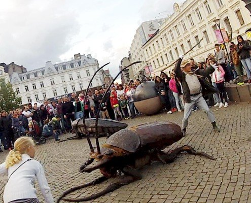 Big Bugs Street Theatre Show