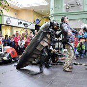 Big Bugs Street Theatre Show - Mr.Image Theatre