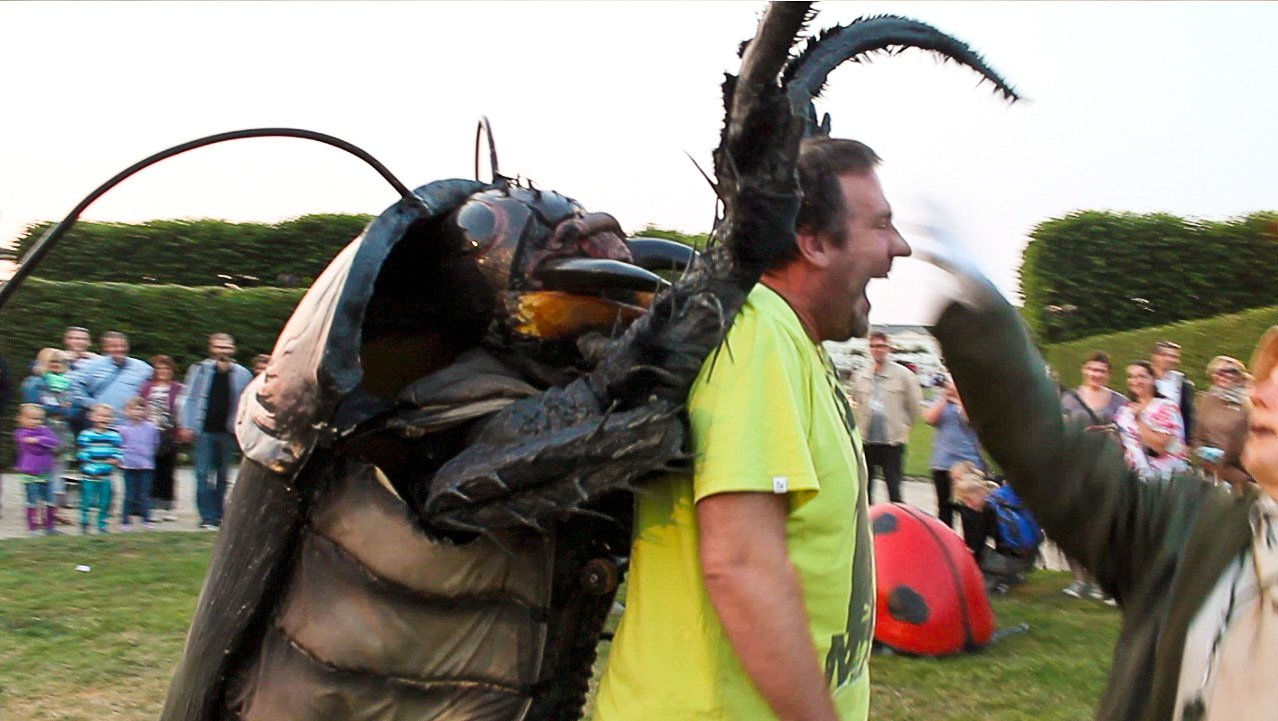 Big Bugs Show - Mr. Image Theatre - Kleines Fest