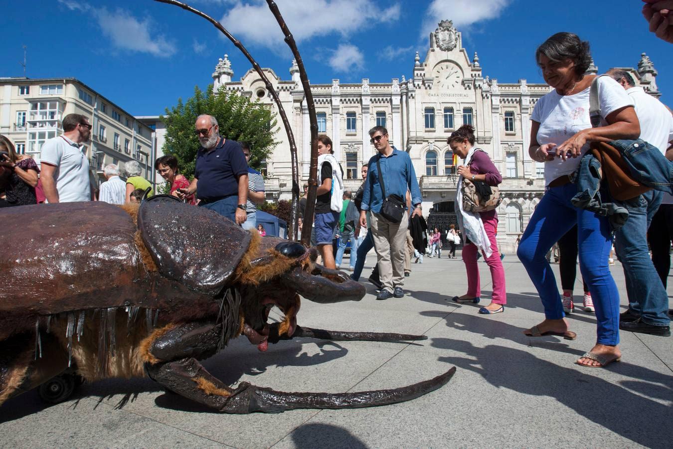 Big Bugs Show - MAF Festival Santander