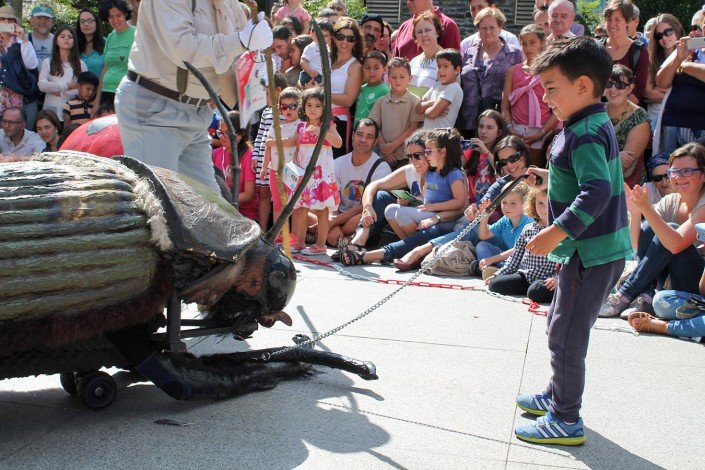 Big Bugs - MAF Festival Santander