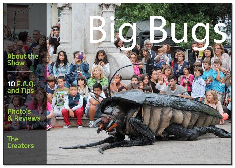 Big Bugs Brochure