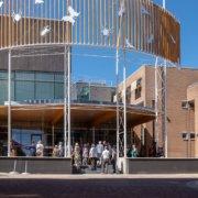 CODA Museum opening - Big Bugs Show